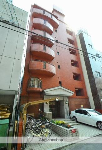 広島県広島市中区、本川町駅徒歩4分の築27年 7階建の賃貸マンション