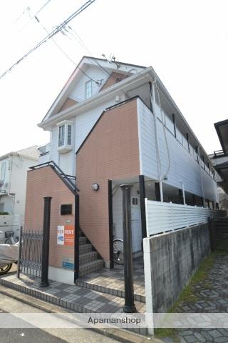 広島県広島市西区、五日市駅徒歩15分の築27年 2階建の賃貸アパート