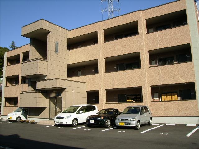 広島県広島市安芸区、中野東駅徒歩10分の築10年 3階建の賃貸マンション