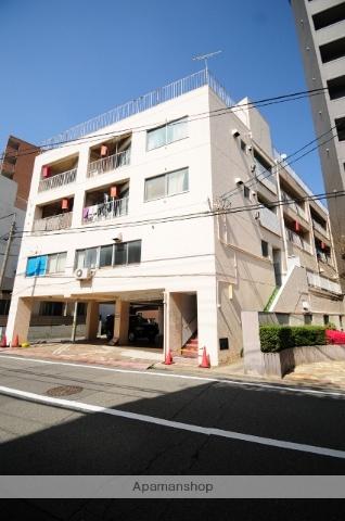 広島県広島市南区、広大附属学校前駅徒歩5分の築28年 4階建の賃貸マンション