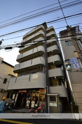 広島県広島市中区、広電本社前駅徒歩15分の築28年 7階建の賃貸マンション