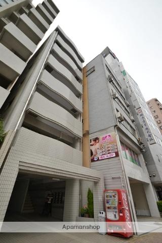 広島県広島市中区、土橋駅徒歩6分の築28年 7階建の賃貸マンション
