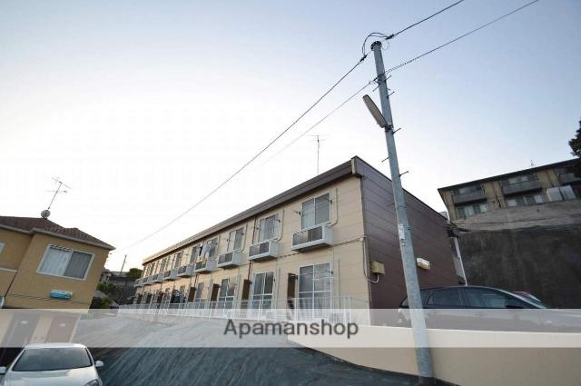 広島県安芸郡府中町、向洋駅徒歩16分の築13年 2階建の賃貸アパート