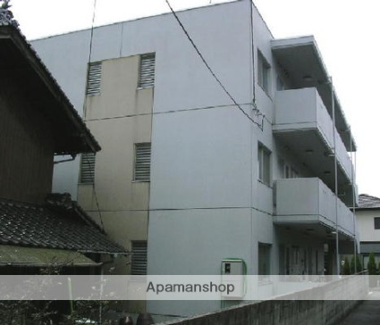 広島県広島市安佐南区、梅林駅徒歩6分の築23年 3階建の賃貸マンション