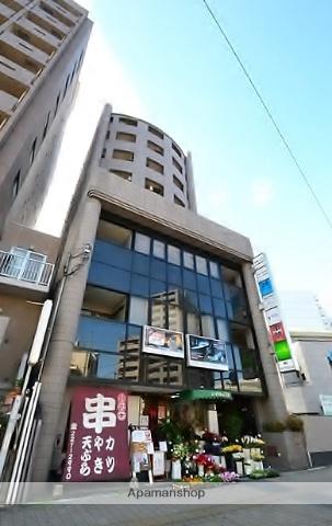 広島県広島市中区、縮景園前駅徒歩7分の築21年 9階建の賃貸マンション