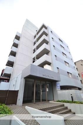広島県広島市東区、天神川駅徒歩11分の築20年 6階建の賃貸マンション