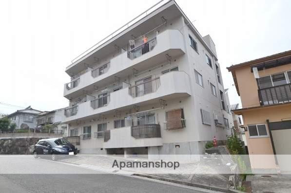 広島県広島市南区の築43年 3階建の賃貸マンション