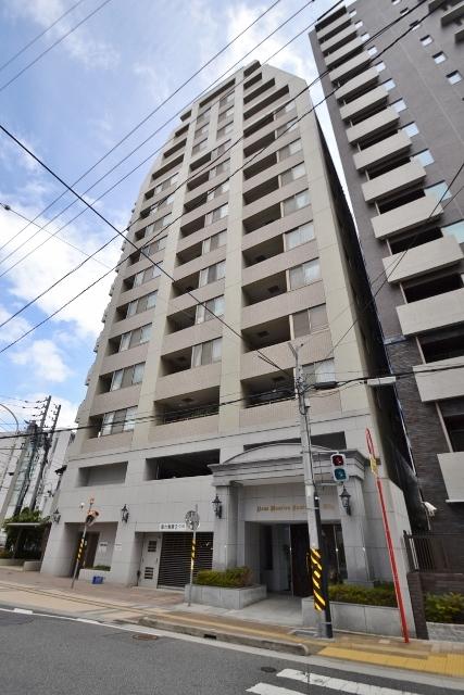広島県広島市中区、銀山町駅徒歩8分の築17年 15階建の賃貸マンション