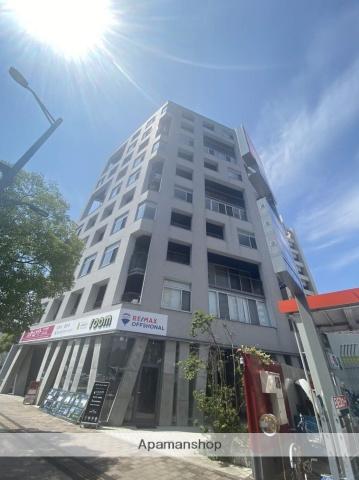 広島県広島市中区、日赤病院前駅徒歩11分の築5年 10階建の賃貸マンション