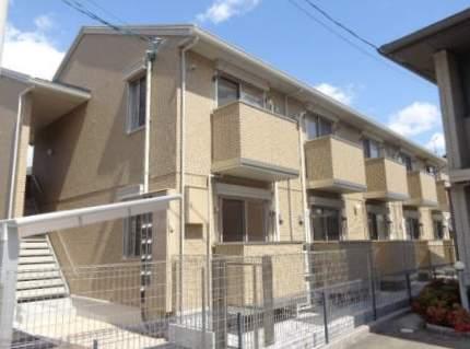 広島県広島市安佐南区、安東駅徒歩10分の築2年 2階建の賃貸アパート