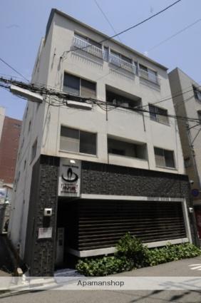 広島県広島市中区、稲荷町駅徒歩7分の築36年 4階建の賃貸マンション