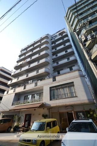 広島県広島市中区、舟入本町駅徒歩1分の築26年 11階建の賃貸マンション