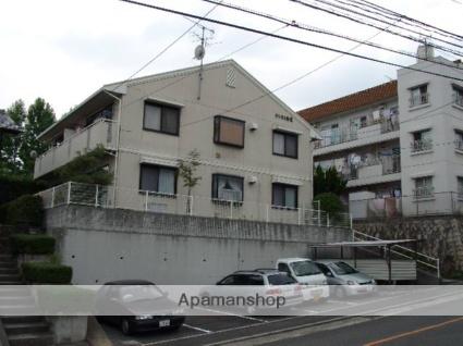 広島県広島市西区、東高須駅徒歩13分の築29年 2階建の賃貸アパート