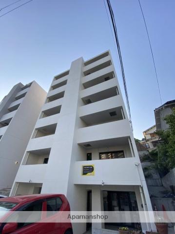 広島県広島市東区、広島駅徒歩9分の新築 7階建の賃貸マンション