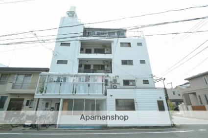 広島県広島市南区、的場町駅徒歩18分の築53年 5階建の賃貸マンション