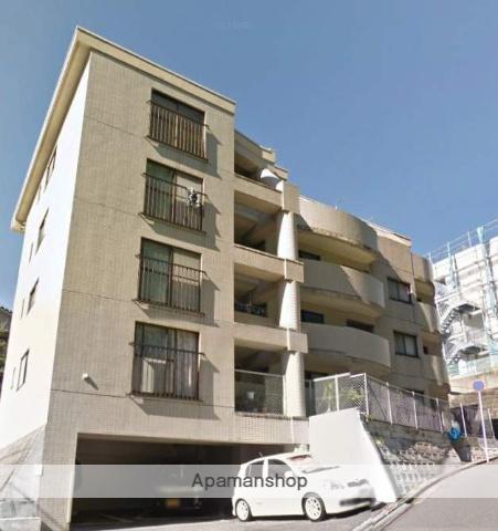 広島県広島市東区、牛田駅徒歩15分の築26年 4階建の賃貸マンション