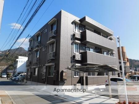 広島県広島市東区の新築 3階建の賃貸アパート