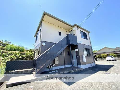 広島県広島市安芸区、矢野駅徒歩20分の築13年 2階建の賃貸アパート
