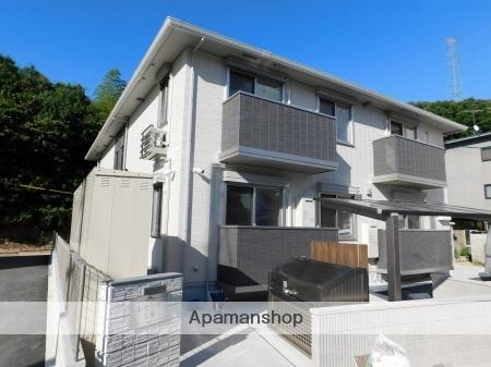 広島県広島市安佐南区、大町駅徒歩19分の新築 2階建の賃貸アパート