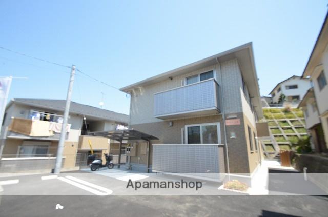 広島県広島市安佐南区、安東駅徒歩13分の新築 2階建の賃貸アパート