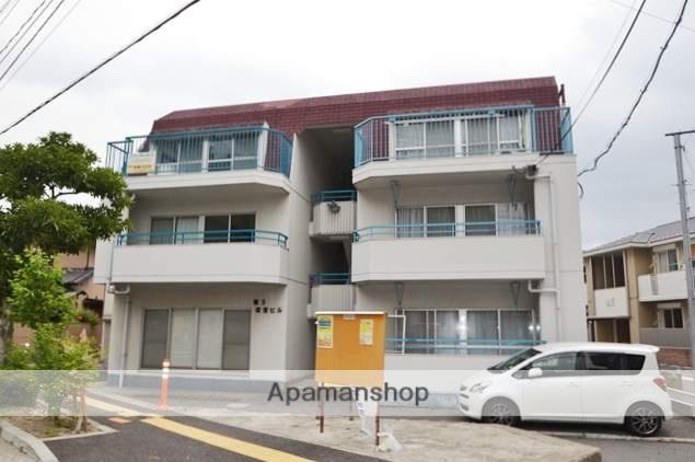 広島県安芸郡府中町の築33年 3階建の賃貸マンション