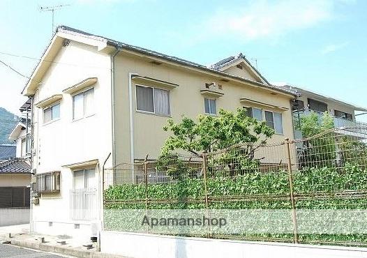 広島県広島市西区、新井口駅徒歩4分の築31年 2階建の賃貸アパート