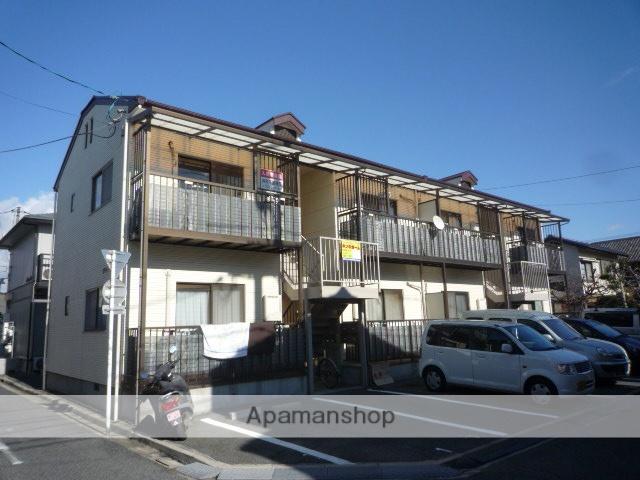 広島県広島市南区、広大附属学校前駅徒歩10分の築32年 2階建の賃貸アパート