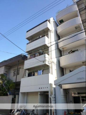 広島県広島市中区、比治山下駅徒歩11分の築33年 5階建の賃貸マンション