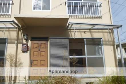 広島県広島市西区、横川駅徒歩18分の築34年 2階建の賃貸テラスハウス