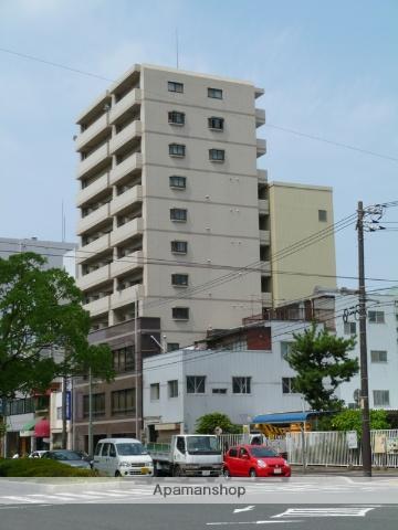広島県呉市、呉駅徒歩7分の築16年 11階建の賃貸マンション
