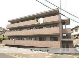 広島県広島市安芸区、中野東駅徒歩19分の築14年 3階建の賃貸マンション