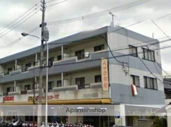 広島県広島市安佐南区、大町駅徒歩7分の築23年 3階建の賃貸マンション
