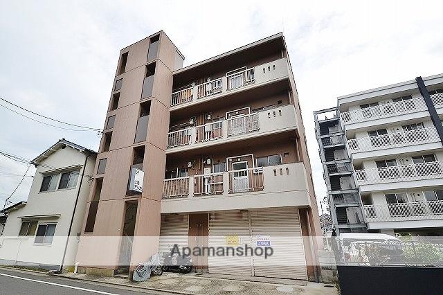 広島県広島市南区、向洋駅徒歩12分の築39年 4階建の賃貸マンション