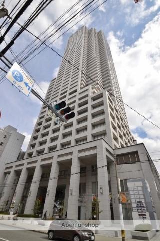 広島県広島市中区、広島駅徒歩25分の築13年 43階建の賃貸マンション
