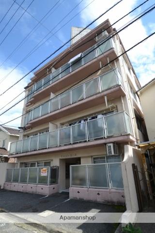 広島県広島市西区、東高須駅徒歩14分の築25年 4階建の賃貸マンション