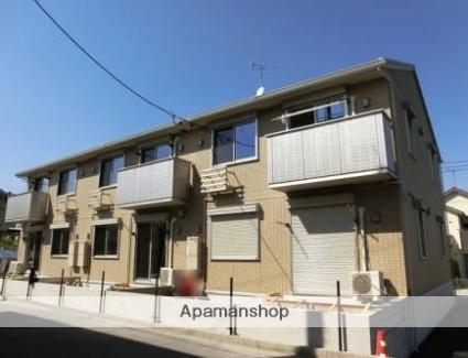 広島県広島市安佐南区の築3年 2階建の賃貸アパート