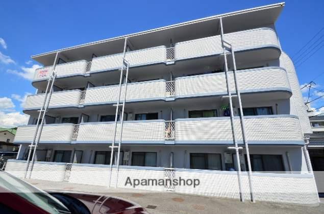広島県広島市安佐南区、大町駅徒歩11分の築26年 4階建の賃貸マンション