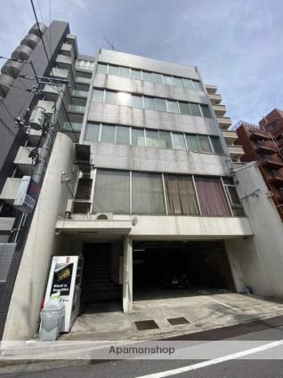 広島県広島市中区、稲荷町駅徒歩6分の築45年 5階建の賃貸マンション