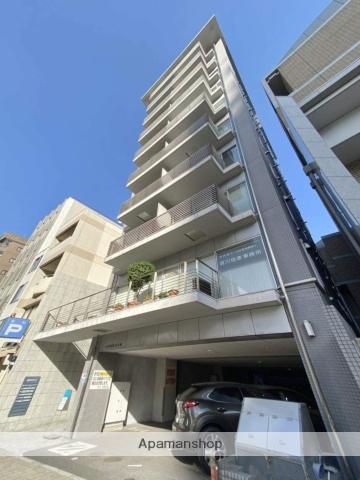 広島県広島市中区、女学院前駅徒歩4分の築21年 10階建の賃貸マンション