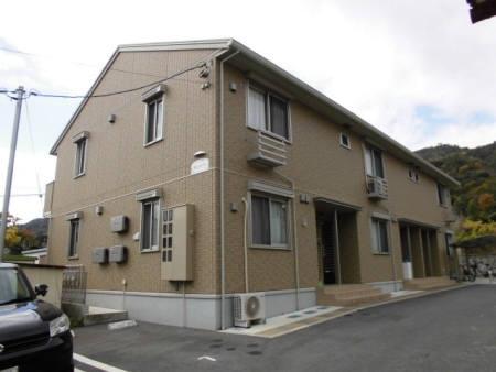 広島県廿日市市、大野浦駅徒歩9分の築3年 2階建の賃貸アパート
