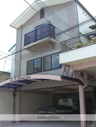 広島県広島市西区、横川一丁目駅徒歩8分の築37年 3階建の賃貸マンション
