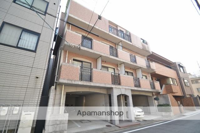 広島県広島市南区、宇品二丁目駅徒歩5分の築19年 4階建の賃貸マンション