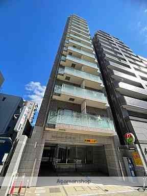 広島県広島市中区、市役所前駅徒歩11分の築3年 14階建の賃貸マンション
