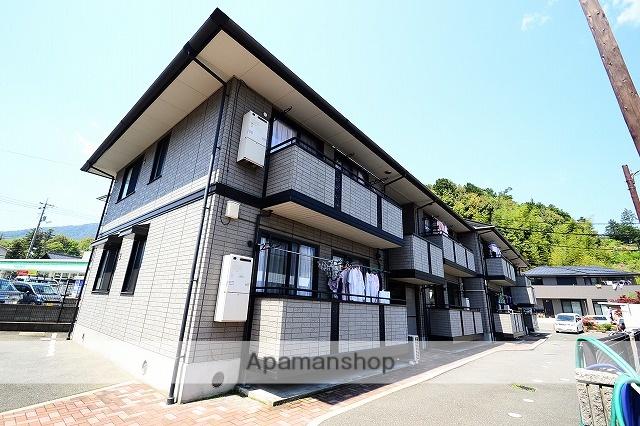 広島県広島市安佐南区、安東駅徒歩4分の築17年 2階建の賃貸アパート