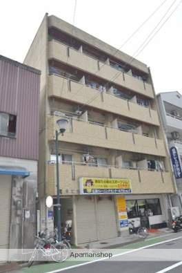 広島県広島市中区、舟入町駅徒歩10分の築33年 5階建の賃貸マンション