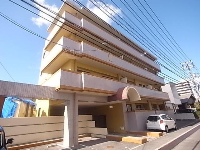 広島県広島市中区、舟入川口町駅徒歩11分の築23年 4階建の賃貸マンション