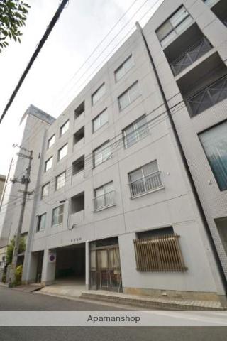 広島県広島市中区、日赤病院前駅徒歩7分の築30年 5階建の賃貸マンション