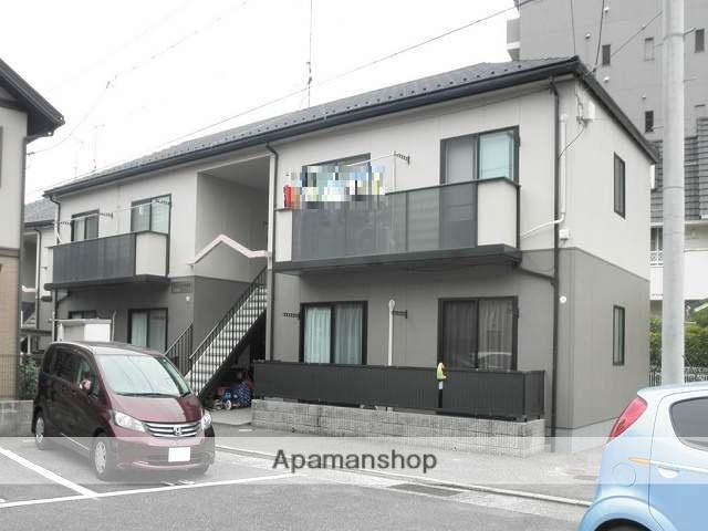 サニーハイツ牛田B棟