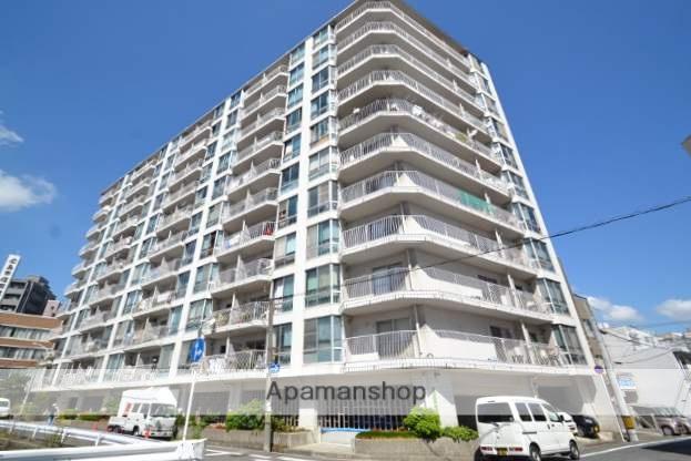 広島県広島市西区、西広島駅徒歩5分の築42年 11階建の賃貸マンション