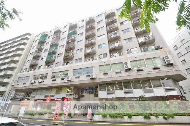 広島県広島市東区、広島駅徒歩5分の築41年 11階建の賃貸マンション